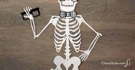 Printable skeleton d