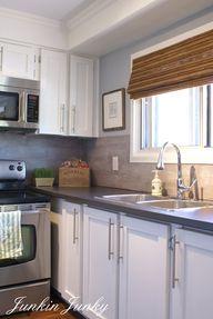 DIY kitchen renovati