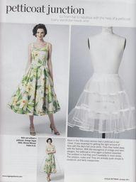 Petticoat Tutorial -