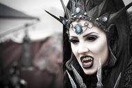 The Dark Queen -- To