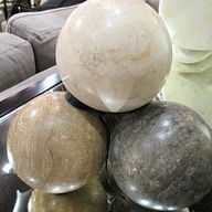 Stone Paper Weight -