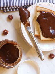 Homemade Nutella (Da