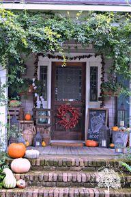 Autumn/Fall front po