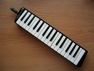 The melodica, also k