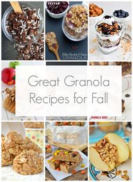 12 Great Granola Rec