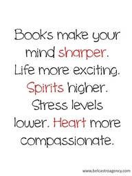 Books make your mind