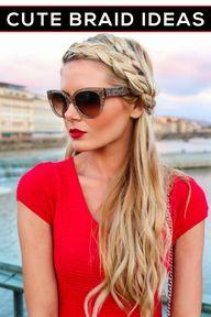 Cute Braid Ideas! #b