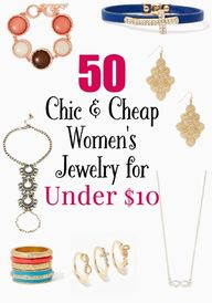 50 Chic and Cheap Wo