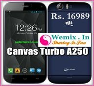Micromax Canvas Turb