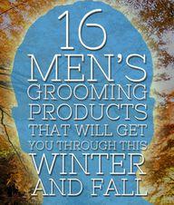 16 Men's Grooming Pr
