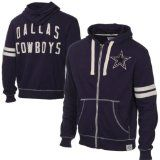 Cowboys Hooded Sweat