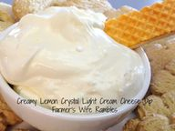 Creamy Lemon Crystal