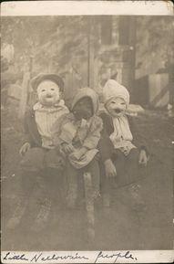 Really creepy vintag