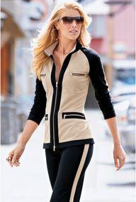 Elegant Sports Wear