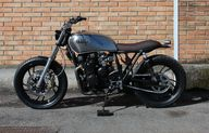 BUBBLE VISOR: XJ550...