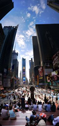 Times Square,New Yor