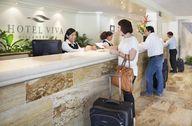 Recepción Hotel Viva
