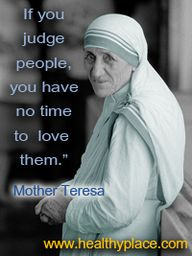 Mother Teresa - What