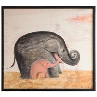Mother Elephant and