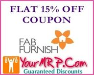 fabfurnish logo Flat