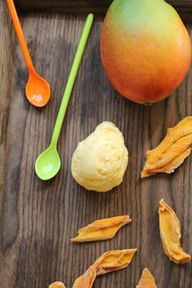 Yogurt based mango i
