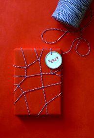 twining gift wrap