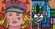 Arte: neo pop con Ro