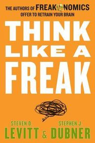 Think Like a Freak:
