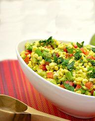 Corn and Tomato Sala