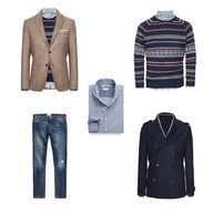 Casual Fall Style of