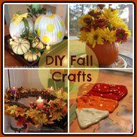 DIY Fall and Hallowe