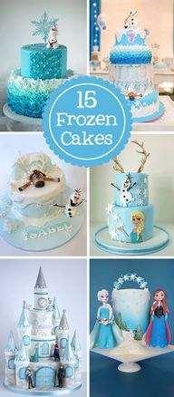 15 Amazing Frozen Ca