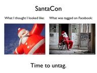 #SantaCon