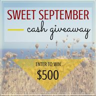 Enter our Sweet Sept