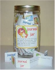 journal in a jar! cu