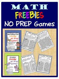 FREEBIES - Fun Games