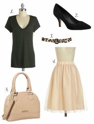 5 Ways to Style a T-