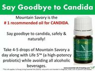 Candida Young Living