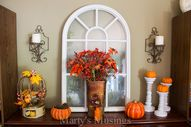 26 Fall Mantels from