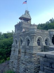 Belvedere Castle in