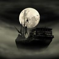Full Moon Creepy #ha