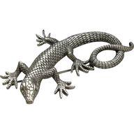 JJ Lizard pin brooch