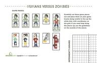 Zombies + battleship