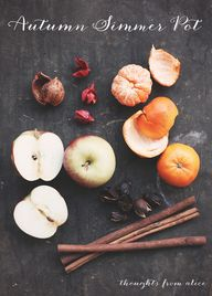 Easy Autumn Simmer P