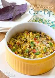 Fire Roasted Corn Di