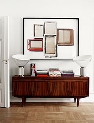 Console table ideas and decor