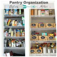 New Pantry Organizat