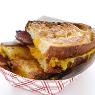 Grilled Cheese With