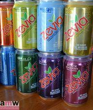 Zevia Zero Calorie S...