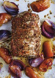 Roast Pork Loin with